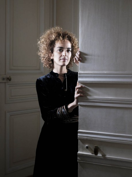 Leïla Slimani, French author
