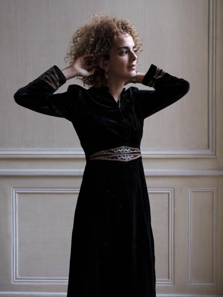 Leïla Slimani, French author