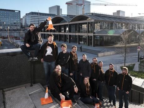 L'équipe de VLC JANVIER 2019